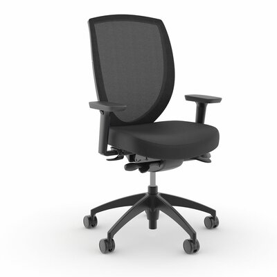 Kimball Office Wish High-Back Mesh Desk C..