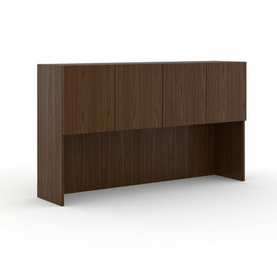 Kimball Office Priority Credenza Desk wit..