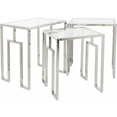 Safavieh Couture 3 Piece Nesting Tables