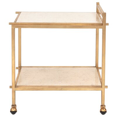 Mercer41 Wareham Serving Cart