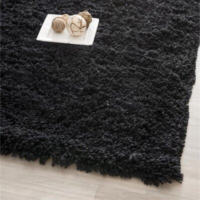Safavieh Shag Black Area Rug Reviews Wayfair