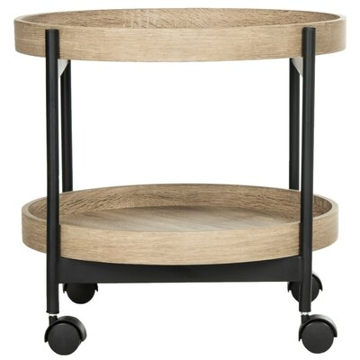 Bungalow Rose Agarwal End Table