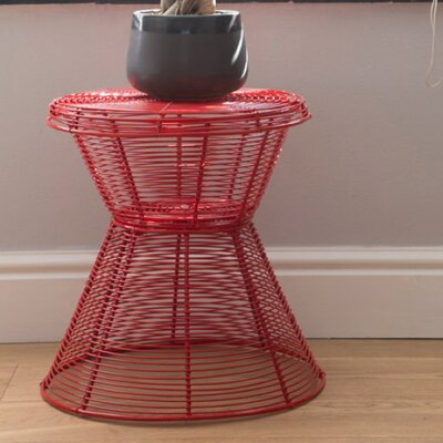 NestedNY Wire End Table