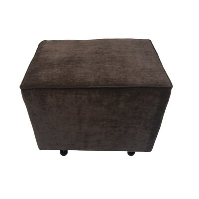 Fun Furnishings Comfy Cozy Vanity Ottoman