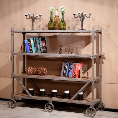 REZ Furniture Stationary Serving Cart