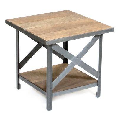 REZ Furniture Side Vintage X End Table