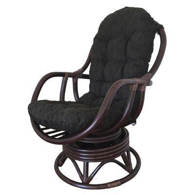 Rattan Wicker Home Furniture Rocking Chair