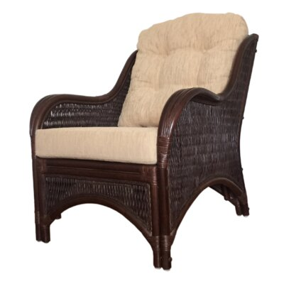Rattan Wicker Home Furniture Karmen Rattan Wicker Armchair