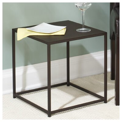 Brayden Studio Magers End Table