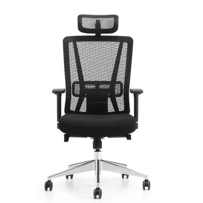 Lone Star Chairs Contemporary High-Back Mesh Desk Chair