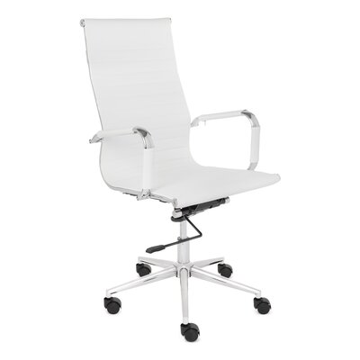 Lone Star Chairs High Back Desk Chair Reviews
