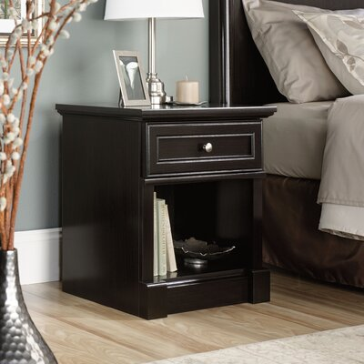 Darby Home Co Hennepin 1 Drawer Nightstand