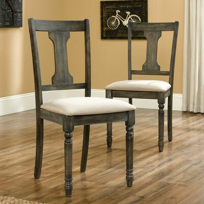 August Grove Brie Dining Chair (Set of 2)
