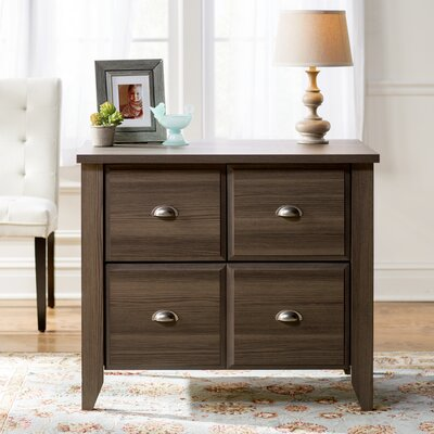 Andover Mills Richmondville 1 Drawer Lateral File