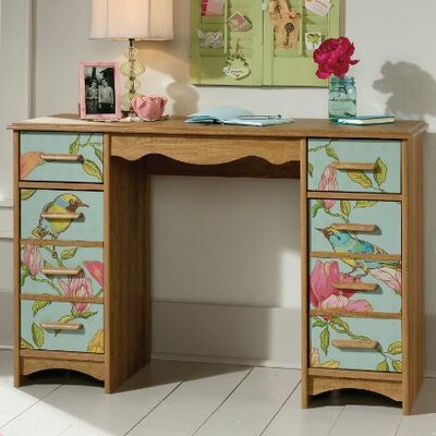 Bungalow Rose Rune Writing Desk