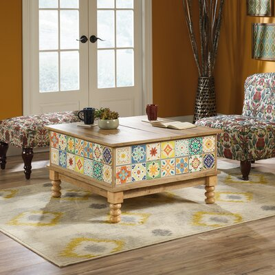 Bungalow Rose Almelo Lift Top Coffee Table