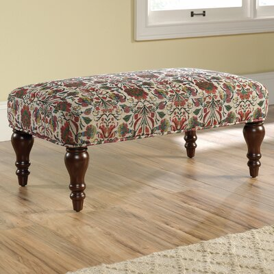 Bungalow Rose Mont-Dore Upholstered Bedroom Bench