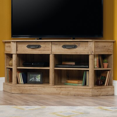 Bungalow Rose Mont-Dore Corner TV Stand