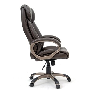 Sauder Gruga Deluxe High-Back Executive Chair
