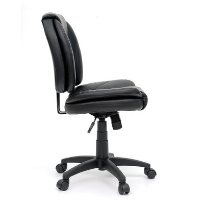 Sauder Gruga DuraPlush Mid-Back Task Chair