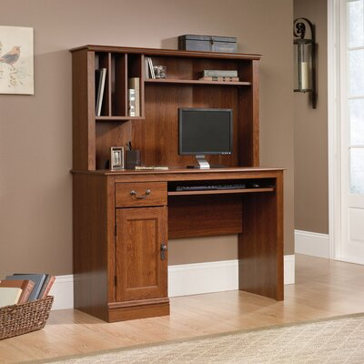 Sauder Camden County 43 5 Quot W Computer Desk With Hutch