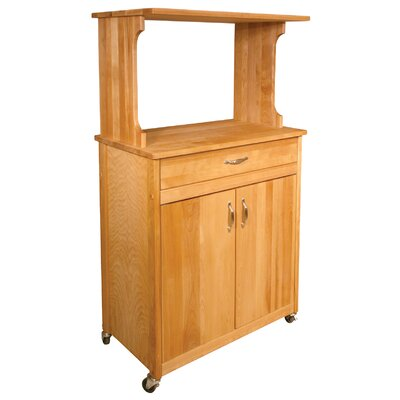 Catskill Craftsmen, Inc. Microwave Cart