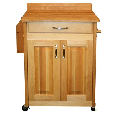 Catskill Craftsmen, Inc. Kitchen Cart