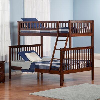 Atlantic Furniture Woodland Twin over Full Bunk ..