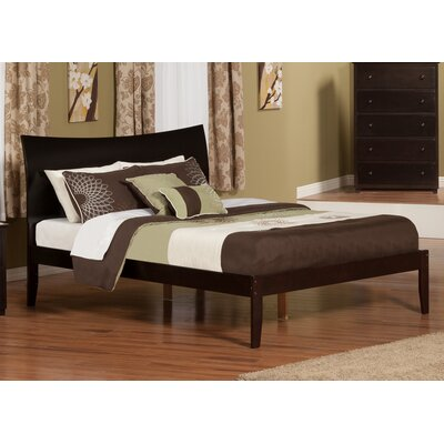 Atlantic Furniture Soho King Platform Bed