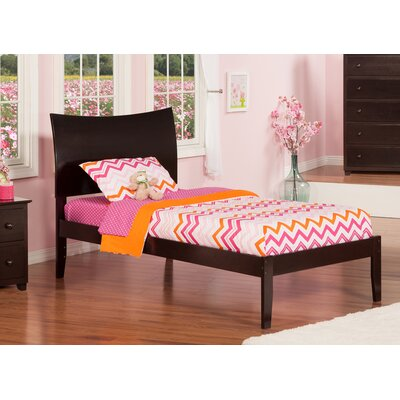 Atlantic Furniture Soho Extra Long Twin Sleigh Bed