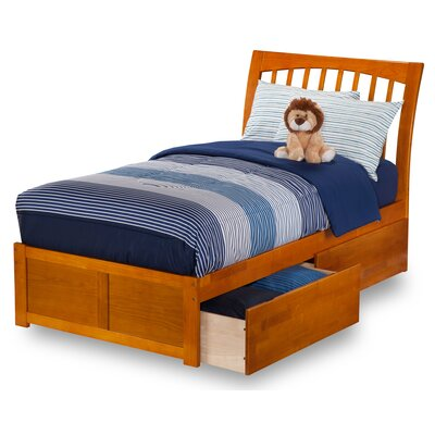 Atlantic Furniture Orleans Storage Platform Bed