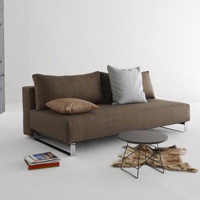 Innovation Living Inc. Supermax Sleek Excess Lounger Sleeper Sofa