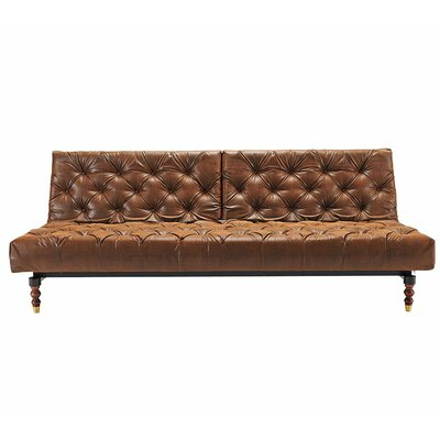 Innovation Living Inc. Old School Chesterfield Sleeper Sofa