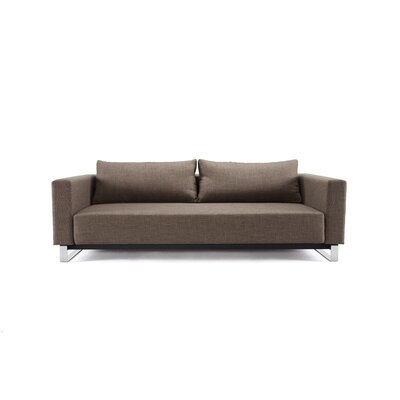 Innovation Living Inc. Cassius Sleek Excess Convertible Sofa