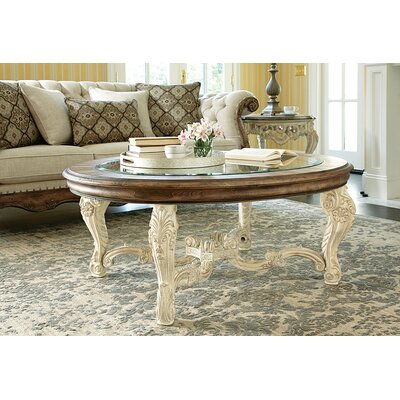 American Drew Jessica Mcclintock Boutique Coffee Table