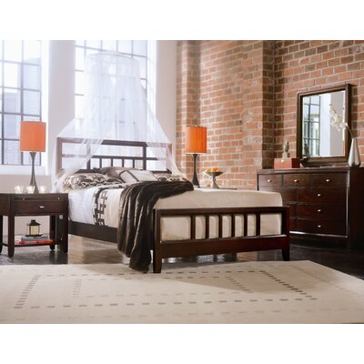 American Drew Tribecca Panel Customizable Bedroo..