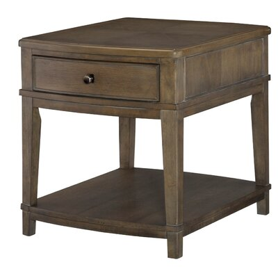 American Drew Park Studio End Table
