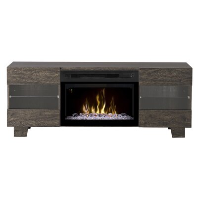 Dimplex Max TV Stand with Electric Fireplace