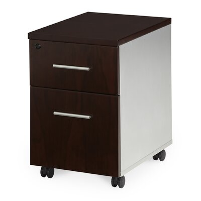 AICO AOS OFFICE Prevue 2-Drawer Mobile File