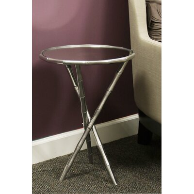 House of Hampton Irving Round End Table