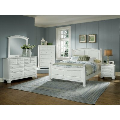 Darby Home Co Blackmon Panel Customizable Bedroom Set
