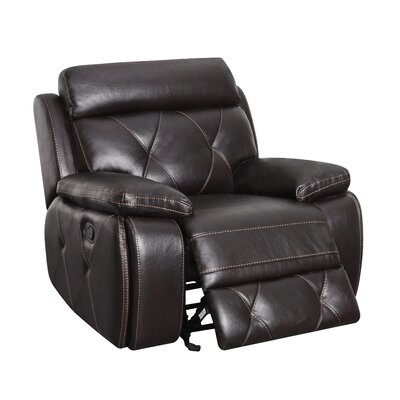 Red Barrel Studio New South Glider Recliner