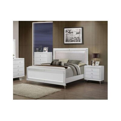 Global Furniture USA Catalina Panel Customizable Bedroom Set