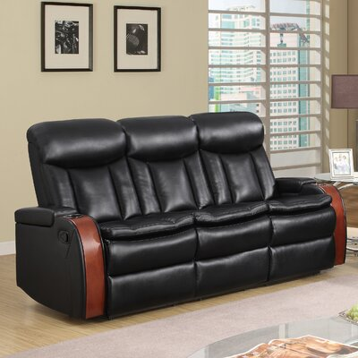 Global Furniture USA Blanche Reclining Sofa