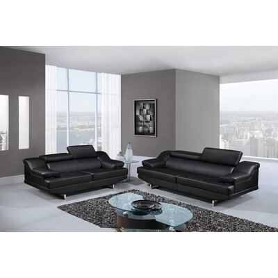 Global Furniture USA Natalie Living Room Collection