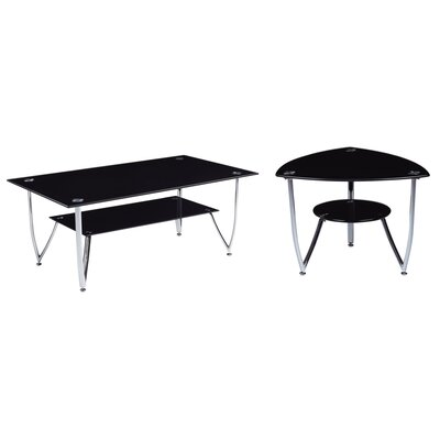 Global Furniture USA Coffee Table Set