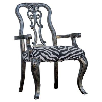 Uttermost Isabelline Armchair