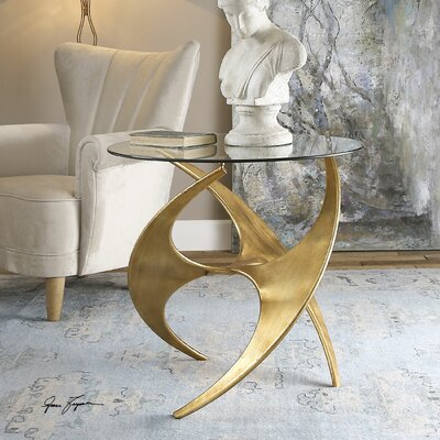 Uttermost Graciano End Table