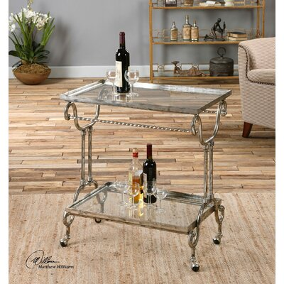 Rosalind Wheeler Barwick Serving Cart Image