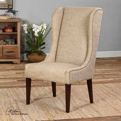 Uttermost Kriston Wingback Side Chair